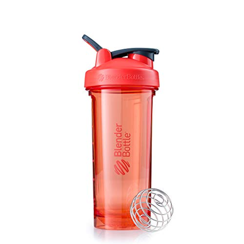 Blender Bottle BlenderBottle Shaker Bottle Pro Series Perfect for Protein...