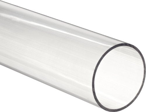 Small Parts Clear Polycarbonate Tube, 7/8