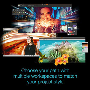 Corel | PaintShop Pro 2020 Ultimate | Photo Editing and Graphic Design |  Exclusive Includes FREE ParticleShop Plugin and 5-Brush Starter Pack Valued at $39 [PC Download]