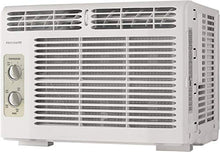 Load image into Gallery viewer, Frigidaire 5,000 BTU 115V Window-Mounted Mini-Compact Air Conditioner with Mechanical Controls, White FFRA051WAE