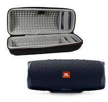 Load image into Gallery viewer, JBL Charge 4 Waterproof Wireless Bluetooth Speaker Bundle with Portable Hard Case - Black