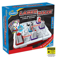 Load image into Gallery viewer, ThinkFun Laser Maze (Class 1) Brain Game and STEM Toy for Boys and Girls Age 8 and Up – Award Winning and Mind Challenging Game for Kids