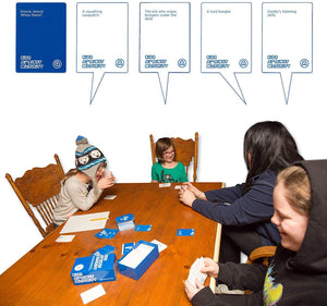 Kids Against Maturity: Card Game for Kids and Humanity, Super Fun Hilarious for Family Party Game Night