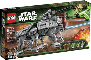 LEGO Star Wars AT-TE (Discontinued by manufacturer)