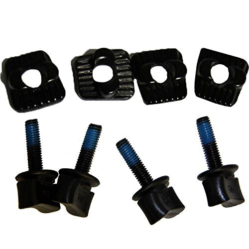 Hyperlite M6 Thumb Screw Hardware Kit for Wakeboard