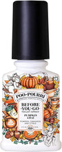 Load image into Gallery viewer, Poo-Pourri Before-You-Go Toilet Spray, Pumpkin Chai Scent, 2 oz