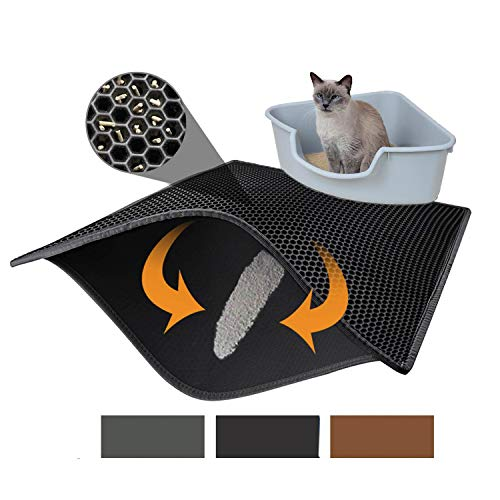 Pieviev Cat Litter Mat Litter Boxes Trapper Mat of Jumbo Size 29