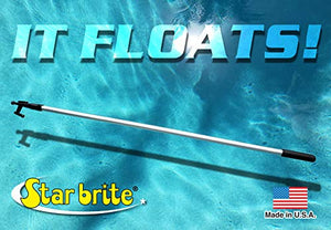 Star brite Boat Hook -Telescoping, Floating & Unbreakable - Extends from 4' to 8' 040609 4-Feet-8-Feet Original Version