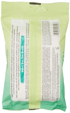 Load image into Gallery viewer, EcoTools Makeup Brush Cleansing Cloths, 25 Count - Quick & Convenient Brush Cleaner