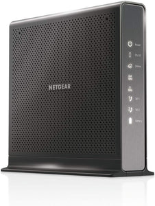 NETGEAR Nighthawk Cable Modem WiFi Router Combo with Voice C7100V -  Supports Cable Plans Up to 400 Mbps| 2 Phone lines| AC1900 WiFi speed| DOCSIS 3.0