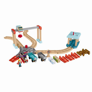 Thomas & Friends Wooden Railway Thomas Wood Load & Go Delivery Set