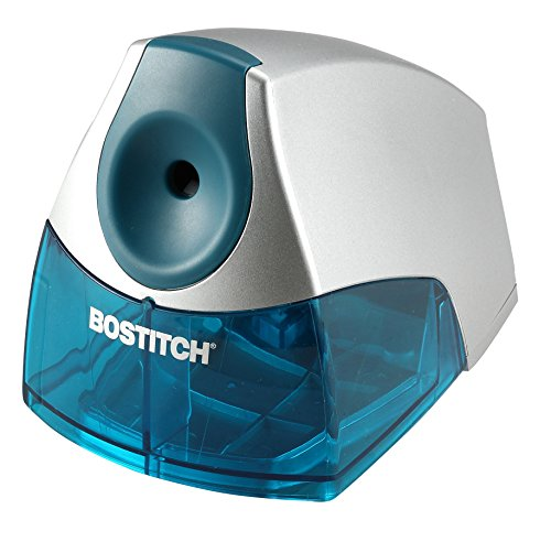 Bostitch Office Bostitch Personal Electric Pencil Sharpener, Blue (EPS4-BLUE)...