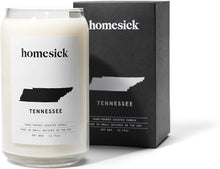 Load image into Gallery viewer, Homesick Scented Candle, Tennessee