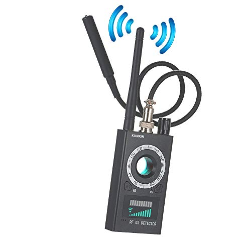 kunkin Anti Spy Detector Listening Bug Detector, Hidden Camera Detector,...