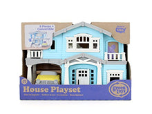 Load image into Gallery viewer, Green Toys House Playset, Blue PHSE-1239 1 EA