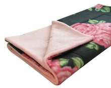 Load image into Gallery viewer, Guinea Pig Fleece Cage Liner for Midwest Habitat | Guinea Pig Bedding | Guinea Pig Fleece | Beautiful Roses