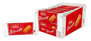 Lotus Biscoff - European Biscuit Cookies - 0.9 Ounce (20 Count) - 20 XL Two-Packs - non GMO Project Verified + Vegan 53613