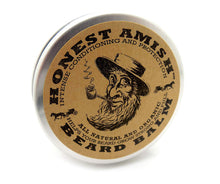 Load image into Gallery viewer, Honest Amish Beard Balm Leave-in Conditioner - Made with only Natural and Organic Ingredients - 2 Ounce Tin