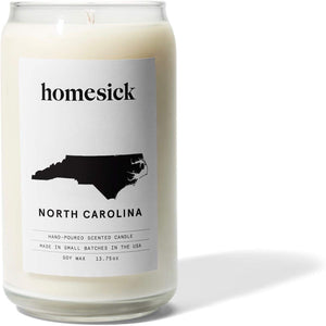 Homesick Scented Candle, North Carolina