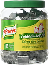 Load image into Gallery viewer, Knorr Chicken Flavor Bouillon Cubes, 43.45 Ounce