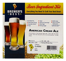 Load image into Gallery viewer, Brewer's Best - Home Brew Beer Ingredient Kit (5 Gallon), (American Cream Ale) BIK-1011 Yellow