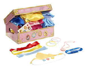 Disney Princess Dress Up Trunk Deluxe 21Piece [ Exclusive]