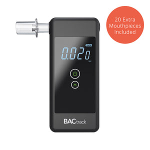 BACtrack Trace Professional Breathalyzer Bundle