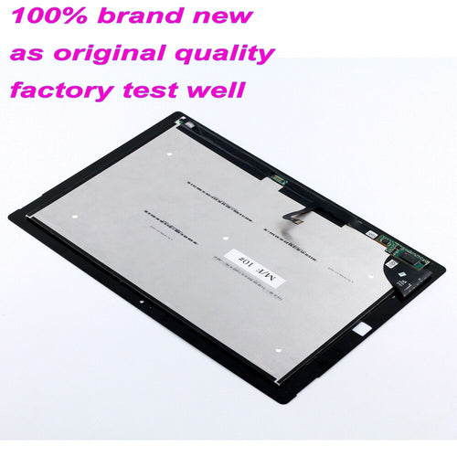 New Assembly for Microsoft Surface Pro 3 1631 LCD Display Touch Screen Replacement Tom12h20 v1.1 LTL120QL01 003 Pro3 LCD