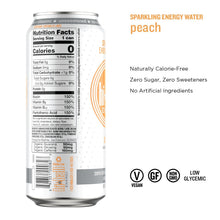 Load image into Gallery viewer, Hiball Energy 4 Flavor Sparkling Energy Water Variety Pack, Zero Sugar and Zero Calorie Energy Drink, 16 Fluid Ounce Cans, Pack of 8