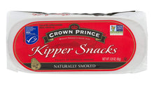 Load image into Gallery viewer, Crown Prince Kipper Snacks, 3.25 Ounce Cans (Pack of 18)