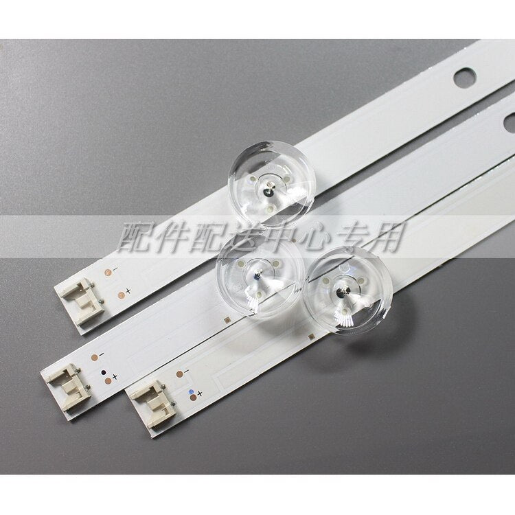led strip 3 * 32 inch Innotek DRT 3.0 32MB25VQ 32LB5610 32LF5800 6916L 1974A gift  Heat dissipation double-sided tape