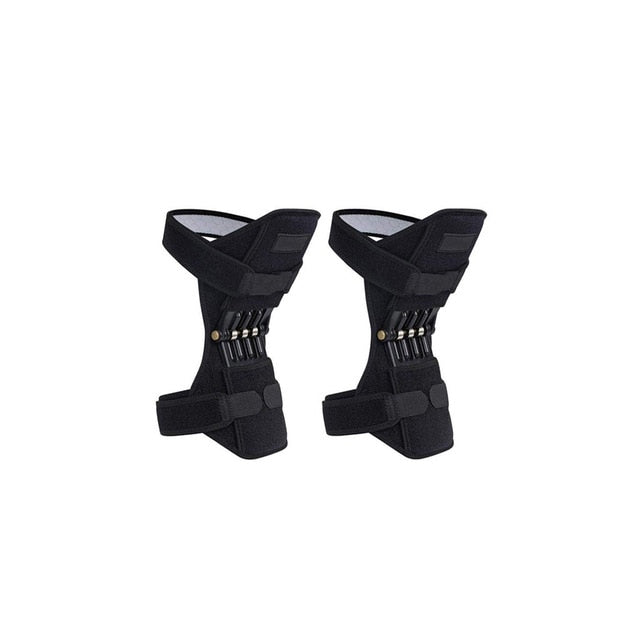 Joint Support Knee Pads Performance Booster - Breathable Non-slip Power Lift