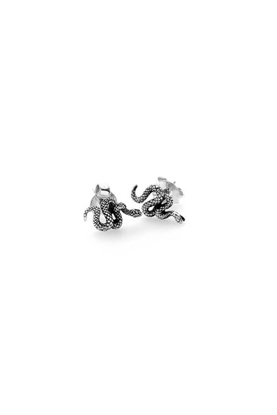 HISS STUD EARRINGS