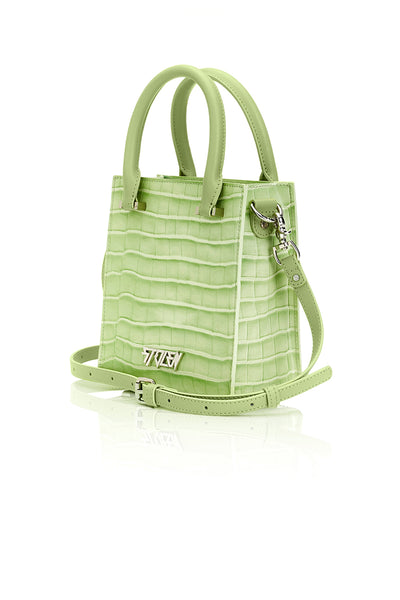 PUNK ROSE EARRING
