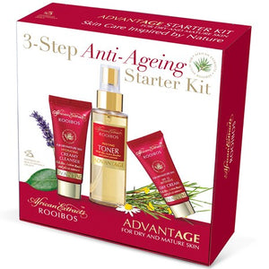 Starter Kit for Dry or Ageing Skin (V)