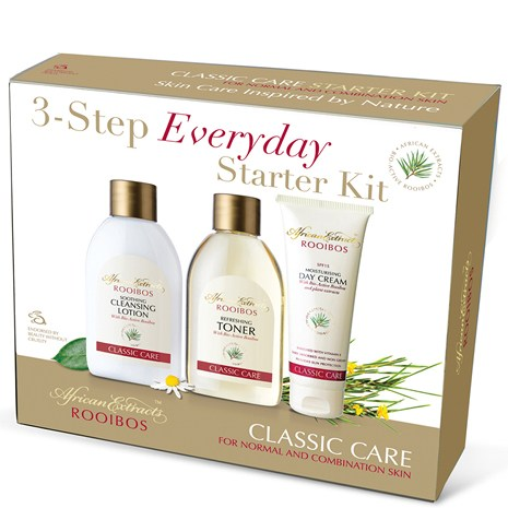 Everyday Skincare Starter Kit (V)