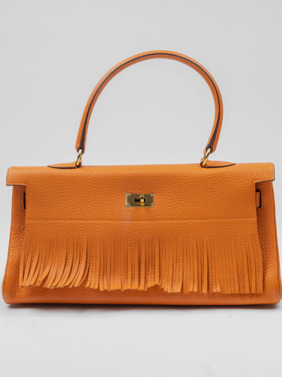Kelly Fringe Bag
