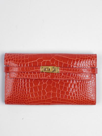 Kelly Hermes Wallet