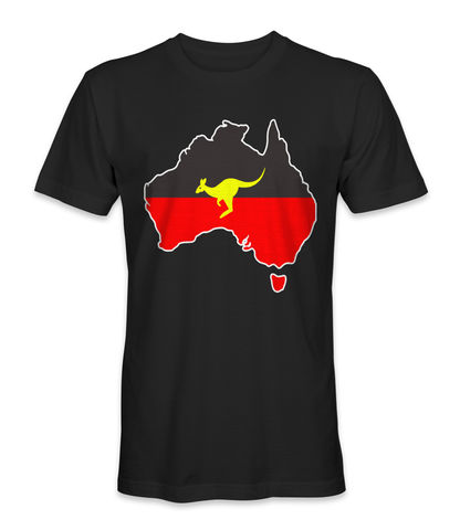 Australia country flag t-shirt