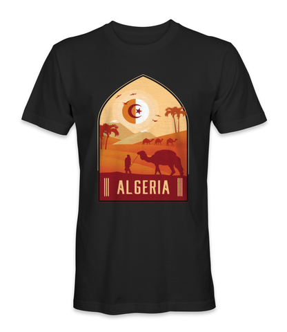 Algeria country t-shirt