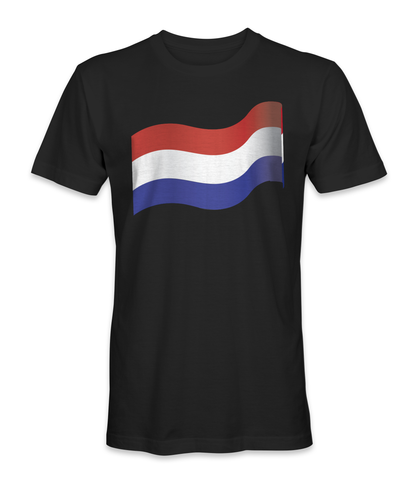 Netherlands country flag t-shirt
