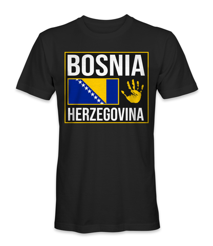 Bosnia and Herzegovina country t-shirt