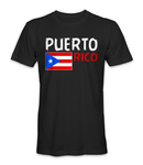 Puerto Rico country flag t-shirt