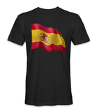Spain country flag t-shirt