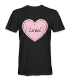 I love Israel country t-shirt