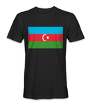 Azerbaijan country flag t-shirt