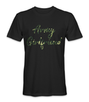 Army girlfriend military t-shirt