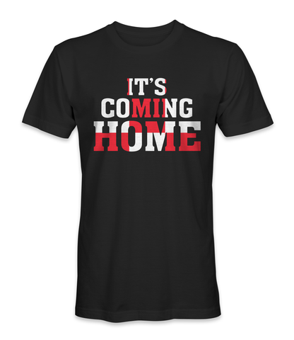 It's coming home Croatia country t-shirt
