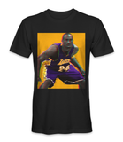 Kobe Bryant basketball player t-shirt