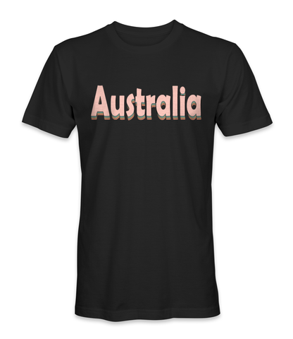 Australia country t-shirt